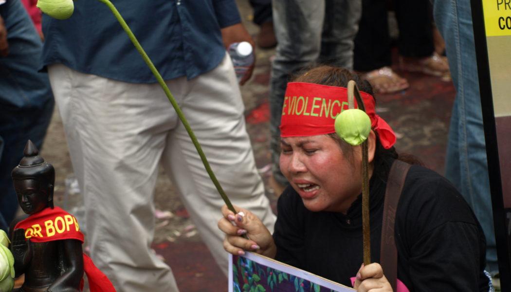 Cambodge: L'appel du Yorm Bopha – Le conflit du Lac Boeung Kak en bref