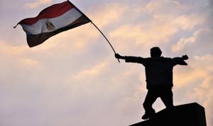 Egyptian Flag (Photo credit: Jonathan Rashad under creative commons licence)