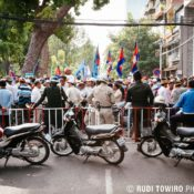 Protesting without permission: A brief analysis of freedom of assembly laws in Cambodia