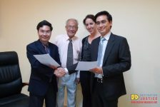 Destination Justice and the Bar Association of the Kingdom of Cambodia sign Memorandum of Understanding