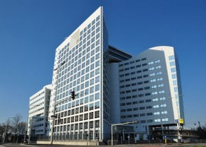 Netherlands, The Hague, International Criminal Court - Credit