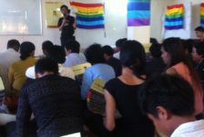 International Human Rights Day with RoCK (Rainbow Community Kampuchea)