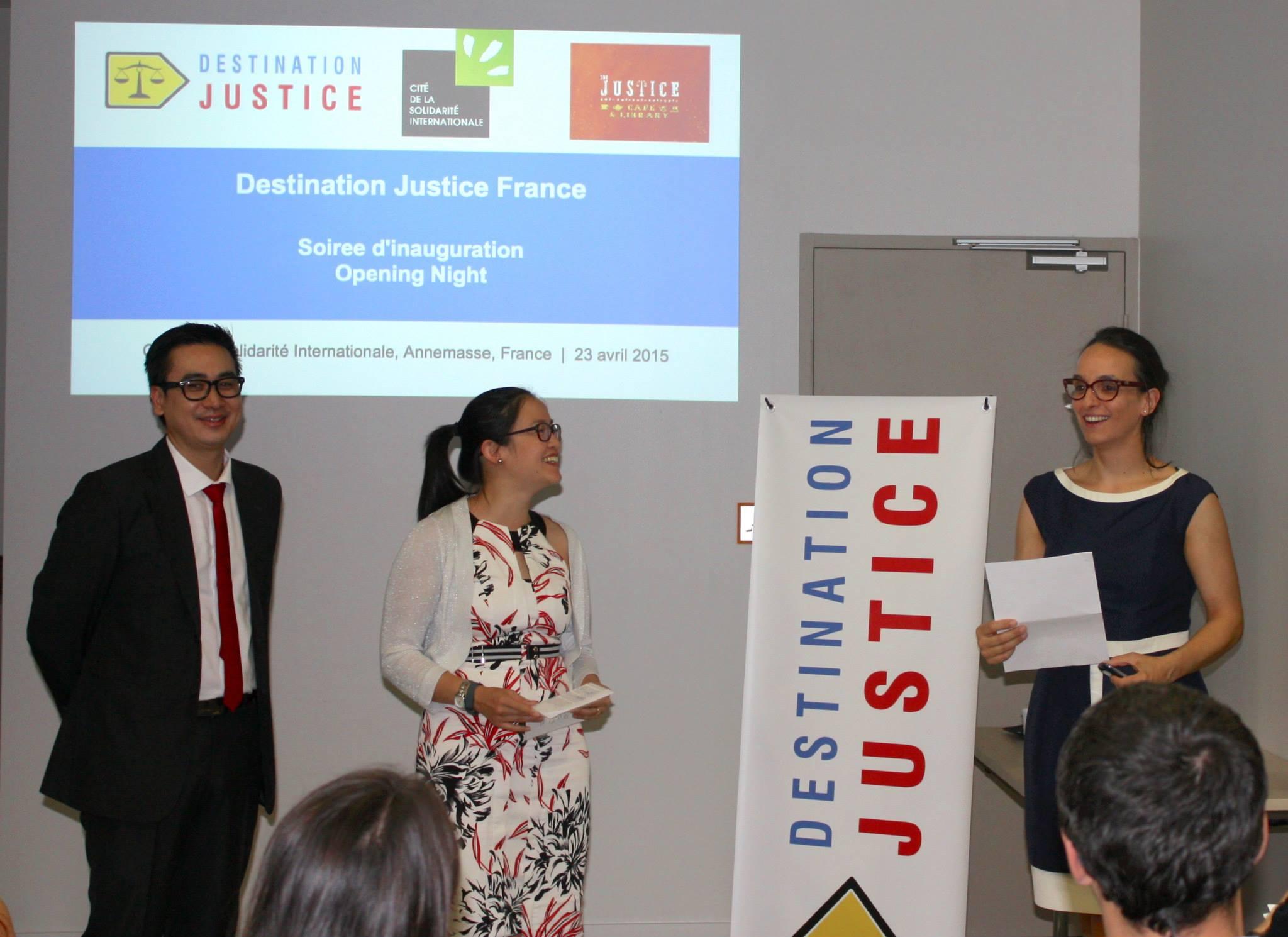 inauguration du bureau d 39 annemasse france destination justice. Black Bedroom Furniture Sets. Home Design Ideas