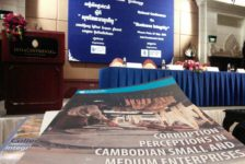 Corruption Perceptions In Cambodian Small and Medium Enterprises