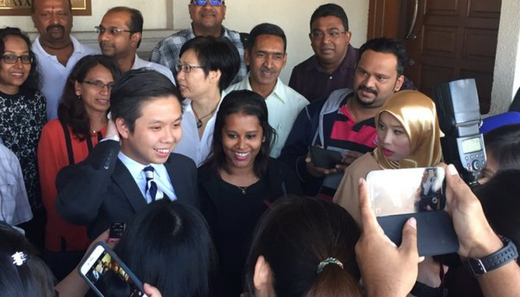 Destination Justice Finds Violations of Fair Trial Rights and Threats to the Freedom of Expression in Trial of Malaysian Human Rights Defender Lena Hendry