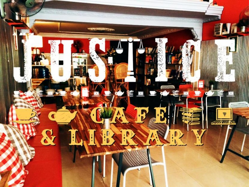 Justice Cafe & Library