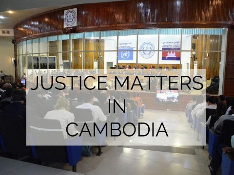 Justice Matters in Cambodia