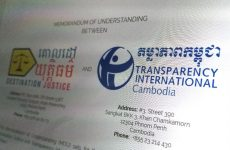 Access to Law & Justice: Destination Justice signs MoU with Transparency International Cambodia