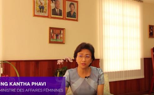 Etre une femme d'influence au Cambodge