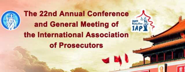 Destination Justice supports the Petition to the International Association of Prosecutors
