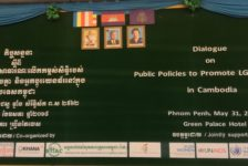 Dialogue on Public Policies to Promote LGBTIQ's Rights in Cambodia