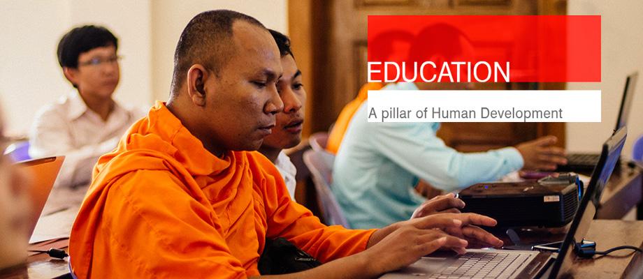 Education: A pillar of Human Development